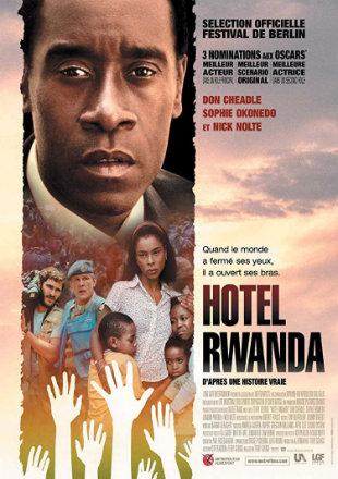 Hotel Rwanda 2004 Dual Audio BRRip 720p Hindi English
