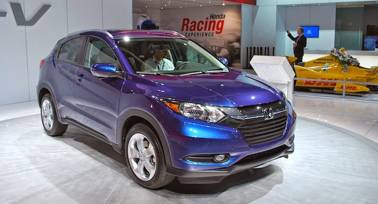 new hr v is just the car to keep practical honda customers. Black Bedroom Furniture Sets. Home Design Ideas
