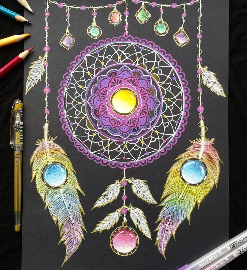 11-Alison-Dream-Catcher-Hand-Drawn-Mandala-Illustration-www-designstack-co