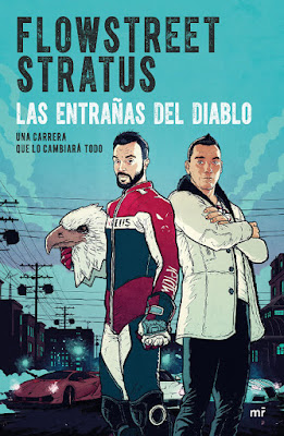 LIBRO - Las entrañas del diablo : Flowstreet & Stratus (Mr | Martínez Roca - 14 Febrero 2017) YOUTUBER - JUVENIL | A partir de 14 años Comprar en Amazon España