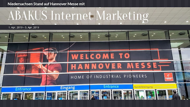 Hannover Messe 2019 - Eingang