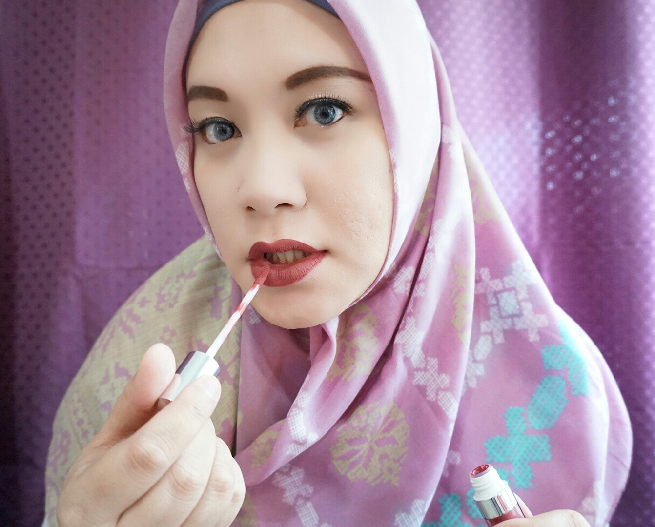 Review Wardah Exclusive Matte Lipcream Roswitha Jassin S Stories