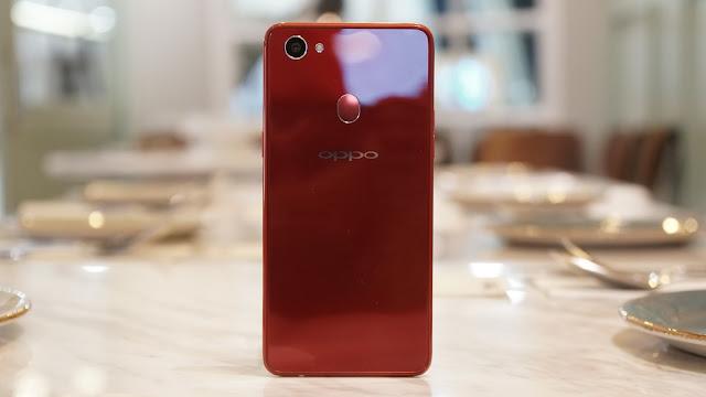 Fitur Terbaru Smartphone OPPO F7