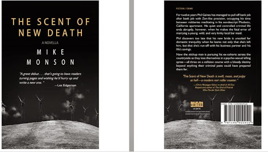 "Review: ""The Scent Of New Death"" by Mike Monson"