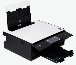 Canon PIXMA TS9040 Wireless Printer Setup