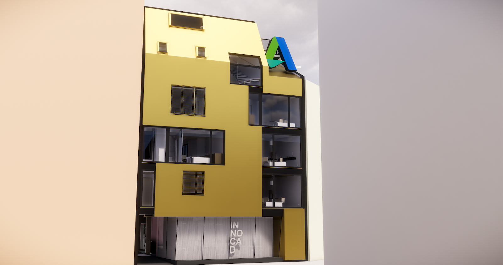 BIM Chapters: A Golden Nugget - The New German-based Sample