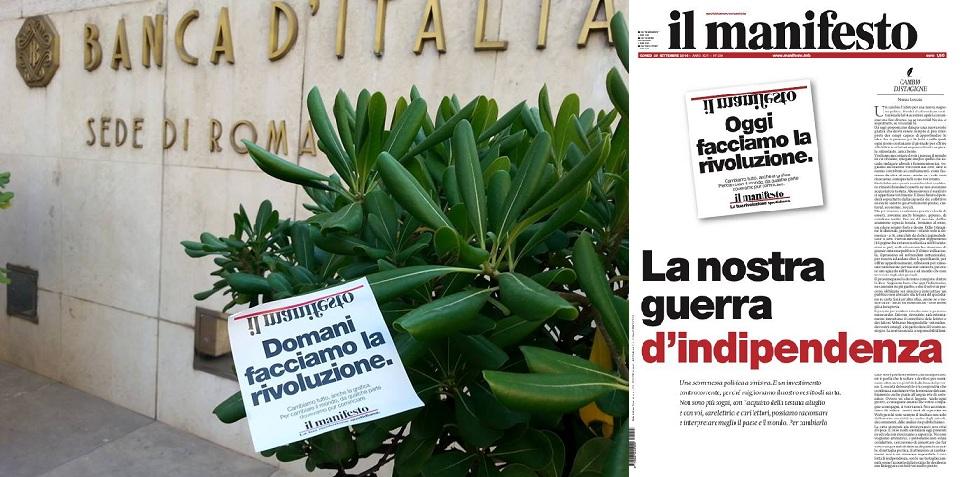Periodismo autogestionado: la experiencia italiana de Il Manifesto