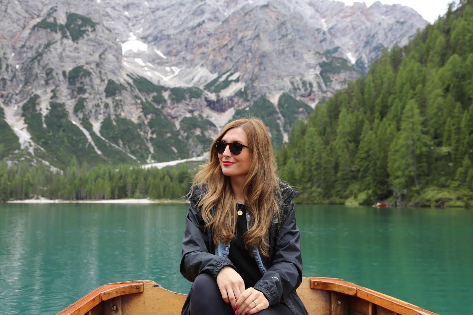 Deutsche Fashionblogger - Fashionblogger aus Deutschland - Outdoorbloggerin -Fashionstylebyjohanna - Südtirol - Fedora Hut - Blogger - Austria - Outdoorblogger - Haglo-Lago Di braies -Pragser Wildsee