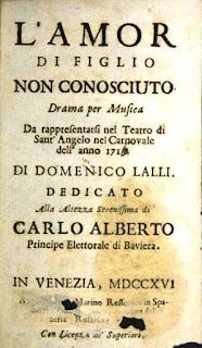 Photo of opera poster