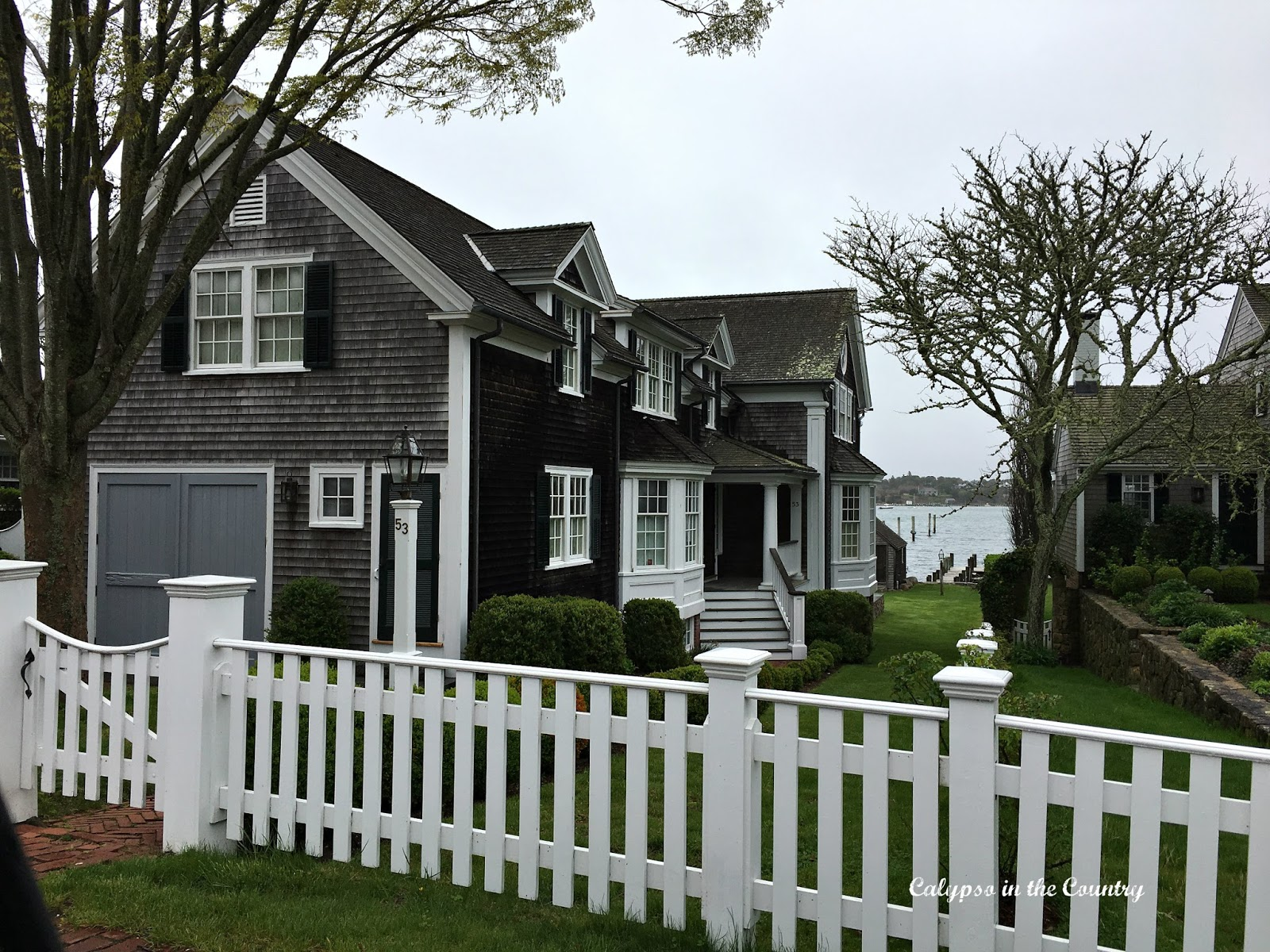 Waterfront Home - Edgartown, Martha's Vineyard