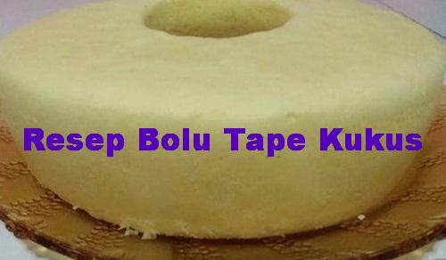 Resep Ceke Bolu Tape singkong Kukus enak irit telur mekar tidak bantet, simak resep bolu tape lembut pasti enak lembut, pastikan lihat recep cara pembuatan