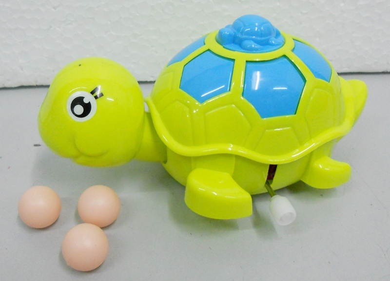 Toys That Move : Bongbongidea cute turtle toy that moves and lay eggs