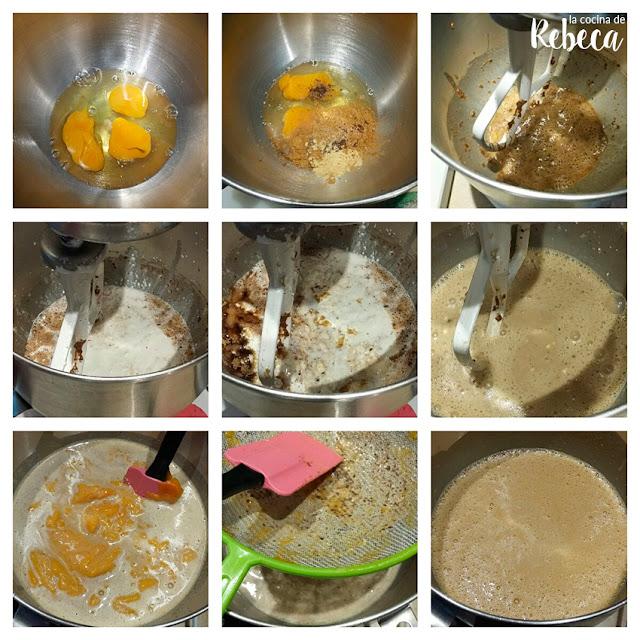 Receta de pastel de calabaza (pumpkin pie) 04
