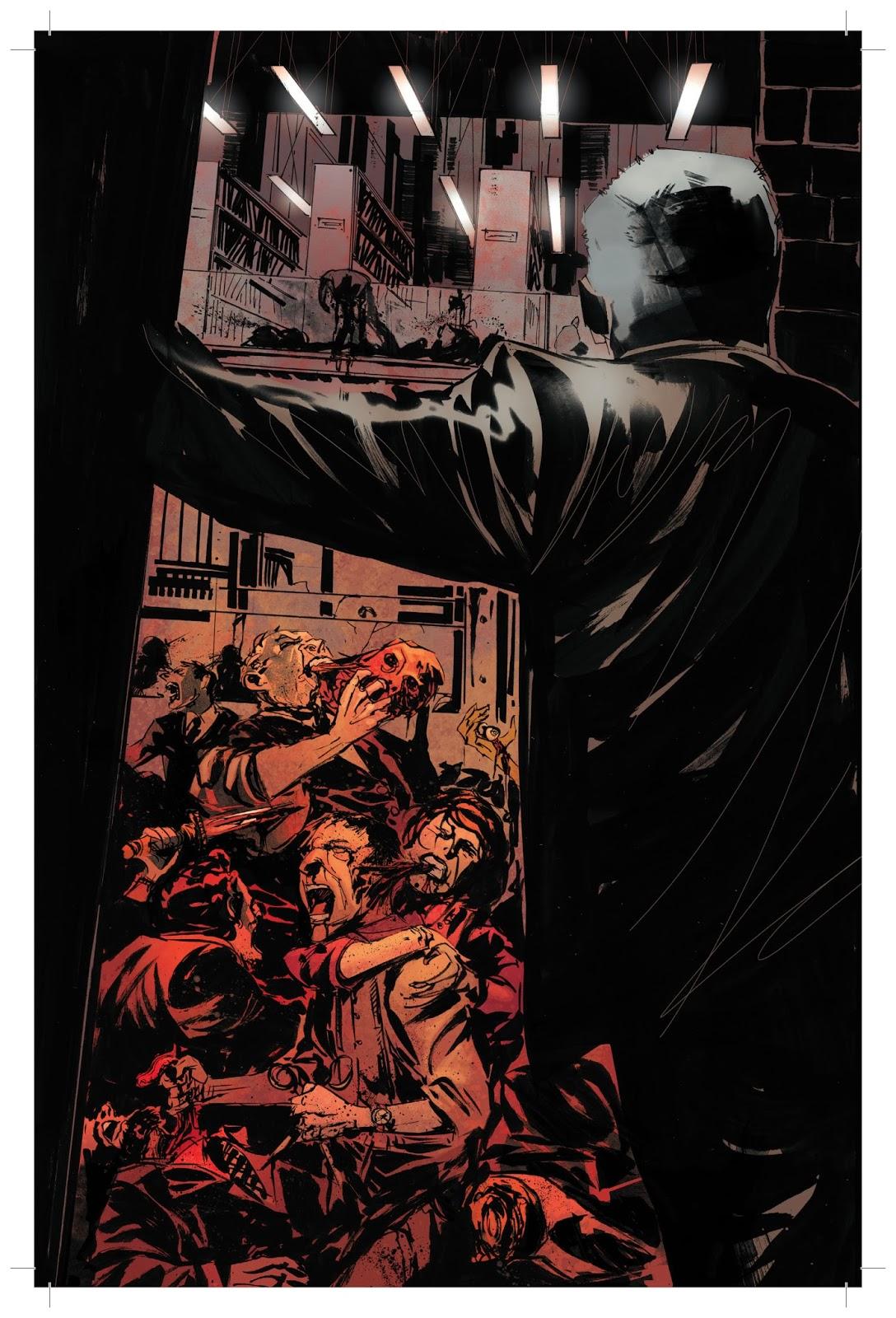 En la visión de Snyder los vampiros están divididos en varias especies o  familias - vamos 074f6e16c95