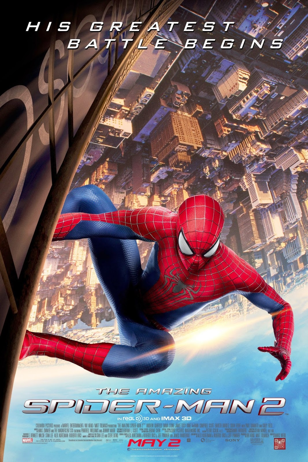 The Amazing Spider-Man 2 2014 - Full (HD)