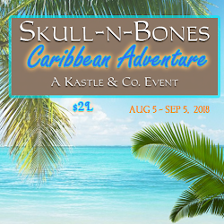 Skull-N-Bones Caribbean Adventure Treasure