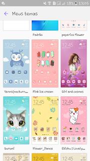 15 Temas do Samsung Galaxy J3 Fofinhos Grátis