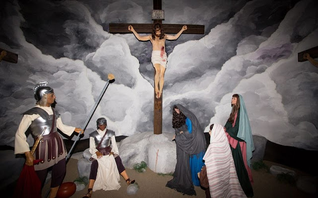 Exploring Bible In A Walk: The Biggest (and Creepiest) Wax Museum?
