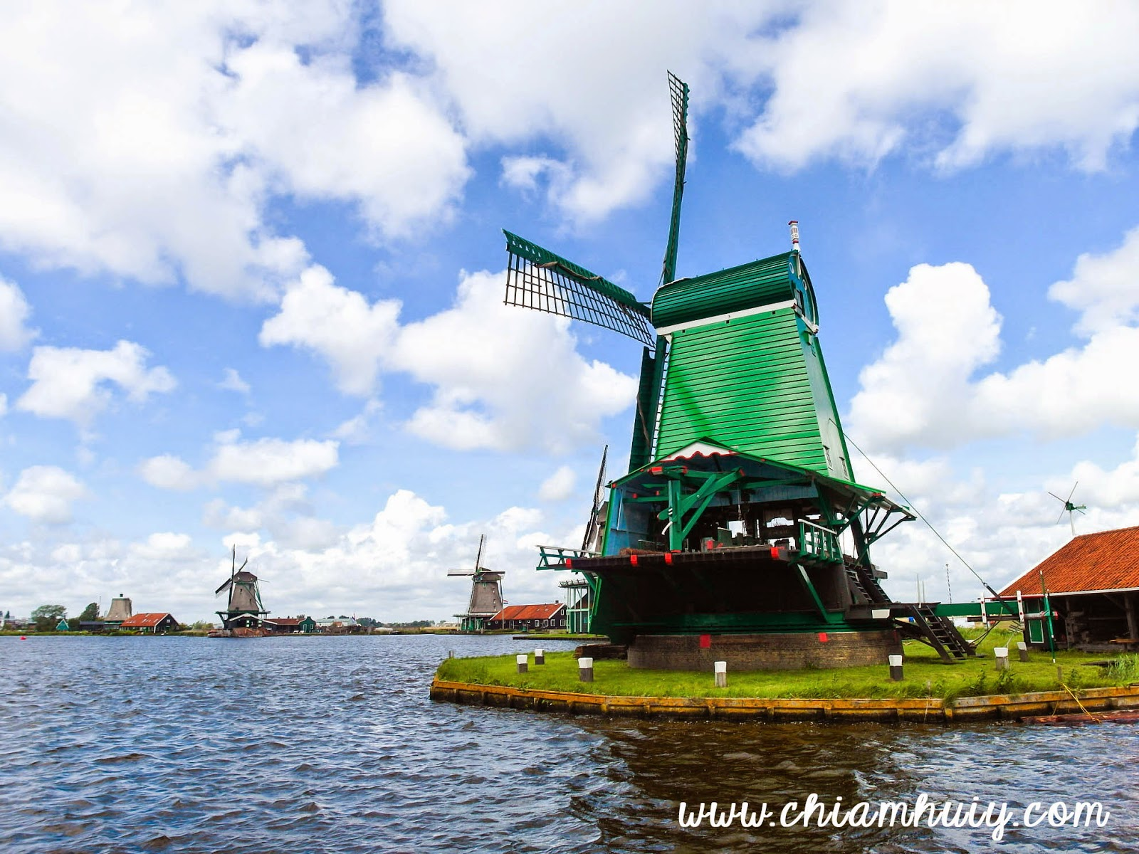 Amsterdam Naar Singapore Amsterdam Travel Guide Zaanse Schans Day 2 Celine Chiam