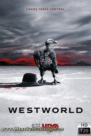 Westworld Temporada 2 720p Latino