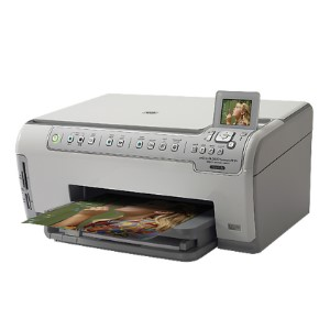 Hp photosmart c5180 all-in-one printer | hp® customer support.