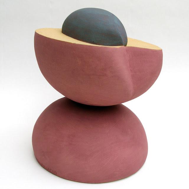 Art ceramic sculpture