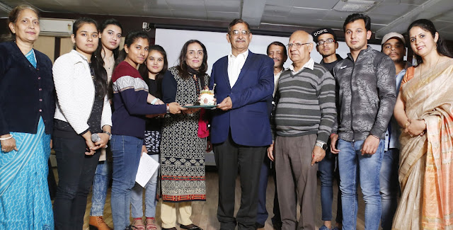 Develop students' interest in inventions: Dr. Satish Ahuja