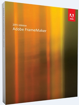 Adobe FrameMaker 2015 13.0.5 poster box cover