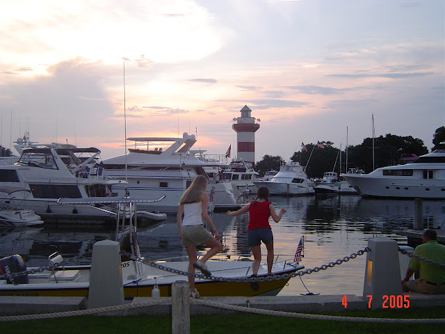 Harbour Town, Hilton Head Island, Carolina do Sul, Estados Unidos