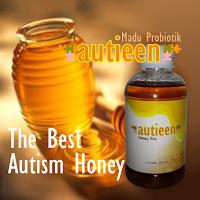 Madu Probiotik untuk Anak Autis
