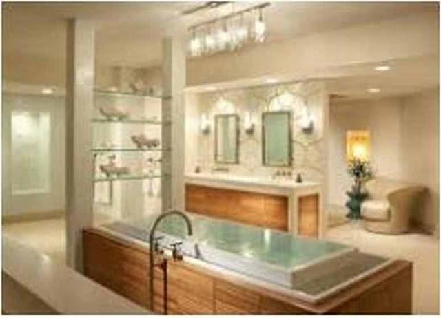 Inexpensive Bathroom Spa Ideas IB S23