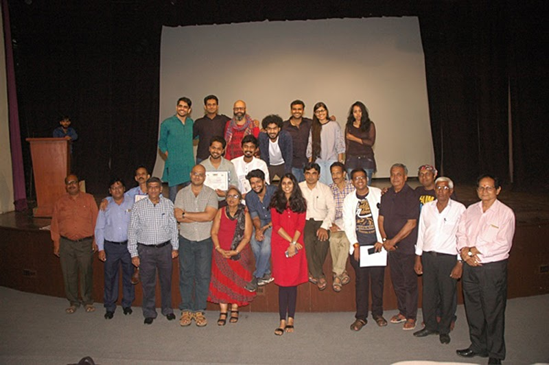 SCREENPLAY WRITING COURSE AT JKK CONCLUDES TODAY.