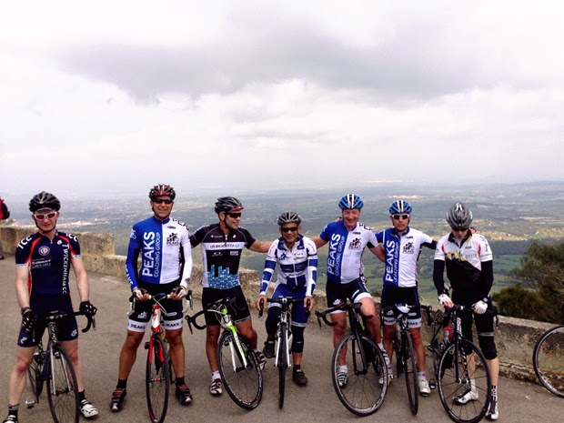 Peaks Coaching Group Cyling Training Camp