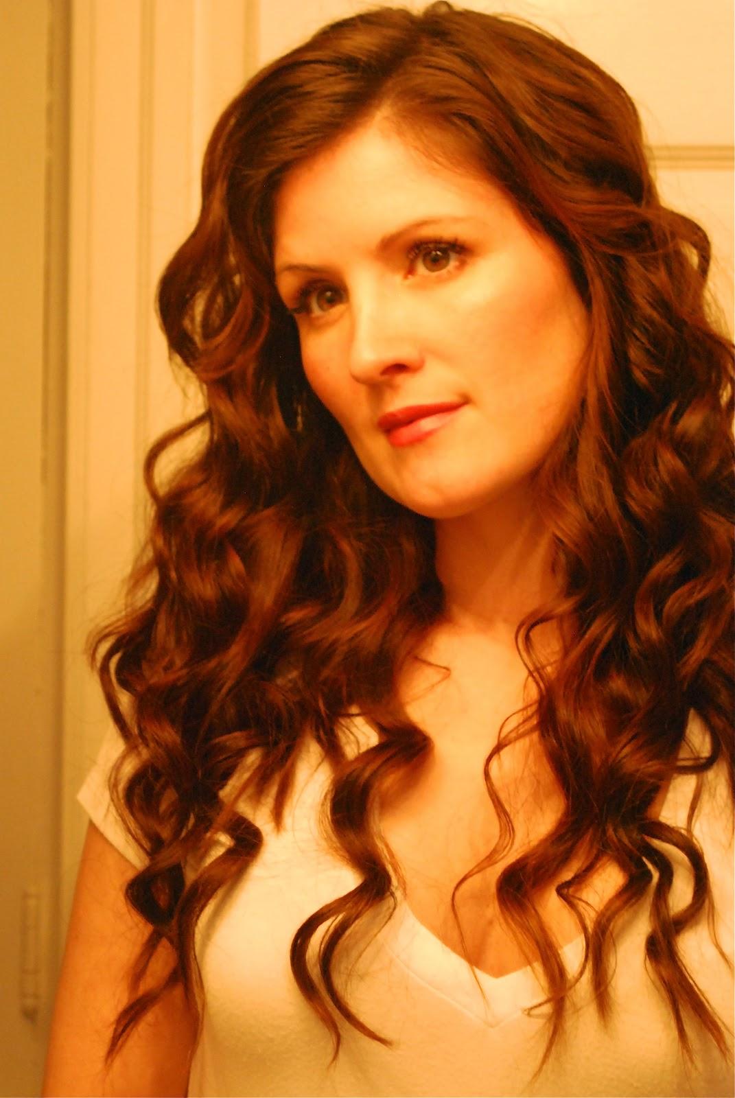Admirable Curling Wand Hairstyles Hairstyle By Rheta Killian Hairstyles For Men Maxibearus
