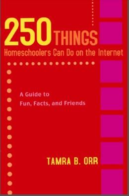 تحميل كتاب Homeschooling books  250 Things Homeschoolers Can Do On the internet