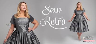 Sew Chic Patterns for Simplicity 8439 women's plus size