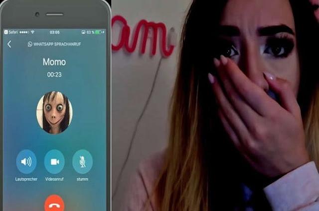 Momo Challenge, Teror yang Viral Di Whatsapp Mengajak Orang Untuk Bunuh Diri