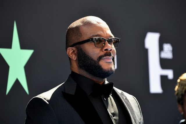 Tyler Perry Opens the Country's Largest Studio Lot in Atlanta