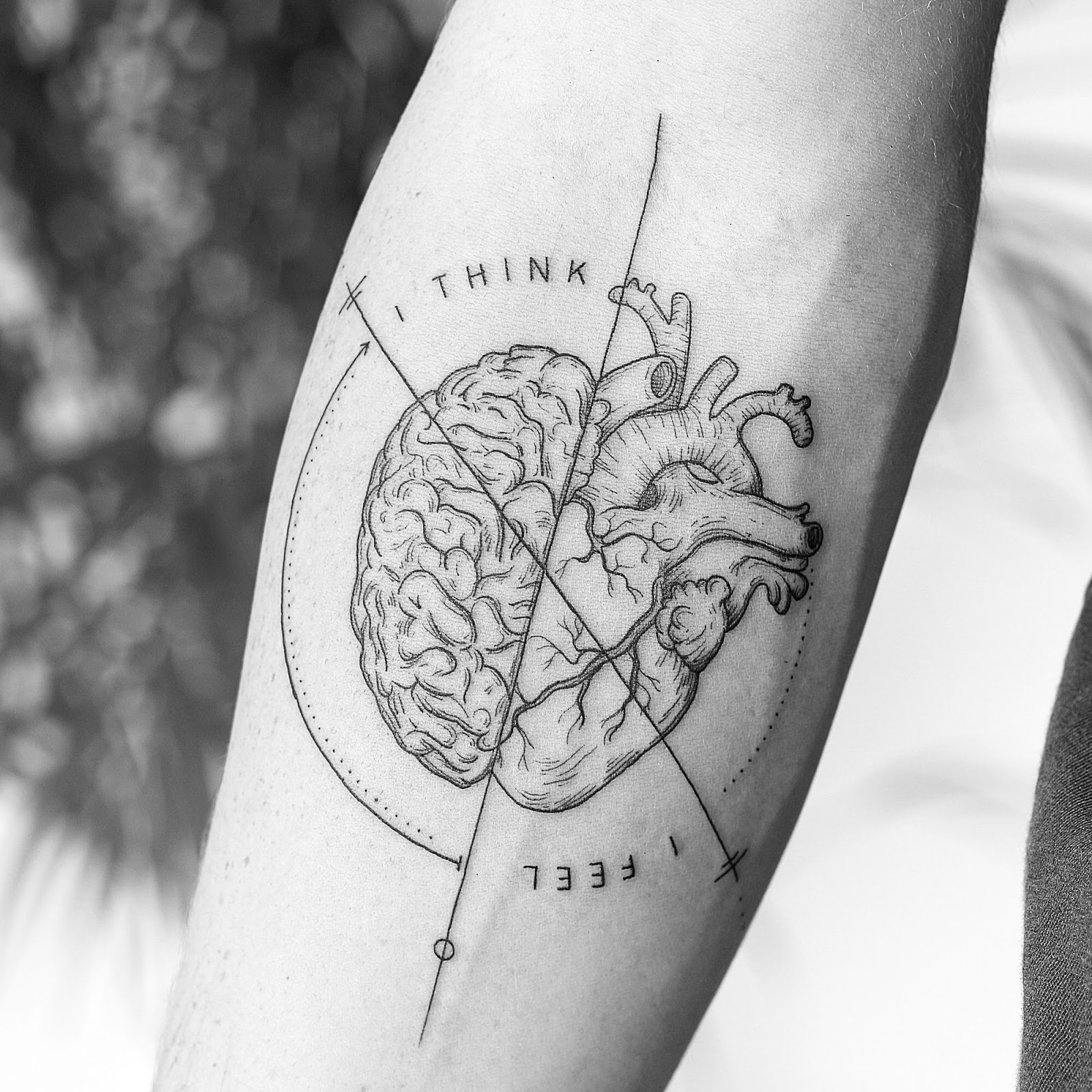 120+ Realistic Anatomical Heart Tattoo Designs for Men (2019
