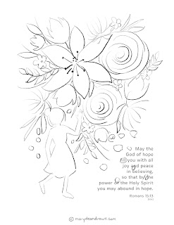 Im So Happy For You To Enjoy My Coloring Pages And Printables