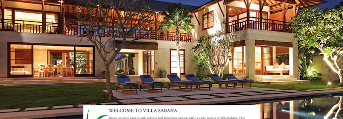 巴里島III | 專屬我們的Private Villa「Villa Sabana」