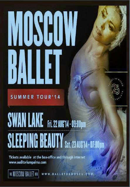 Palma de Mallorca Hotels: Moscow Ballet in Mallorca ¡Buy tickets now!
