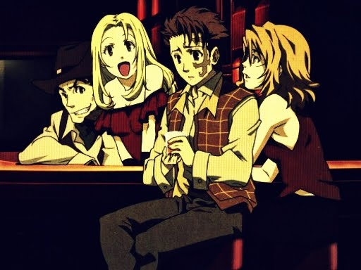 anime labyrinth Baccano WALLPAPER