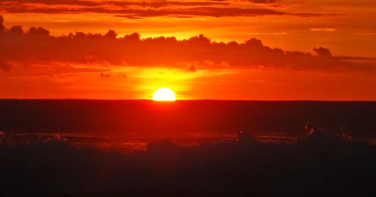 Ilmuan Percaya Matahari akan Terbit dari Barat! ~ Artikel