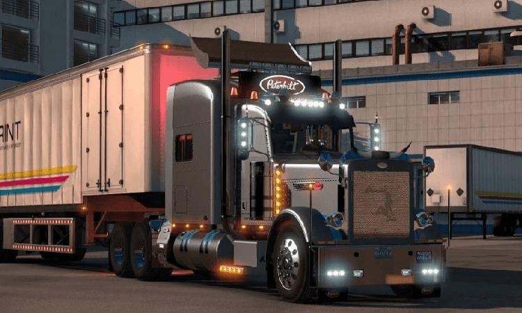 تحميل لعبة Euro Truck Simulator 2 مع التحديثات مجانا