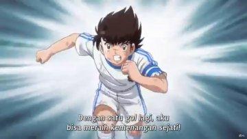 Captain Tsubasa 2018 Episode 27 Subtitle Indonesia