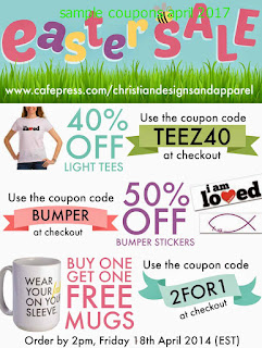 CafePress coupons for april 2017