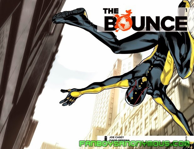 Read The Bounce by Image Comics on Comixology