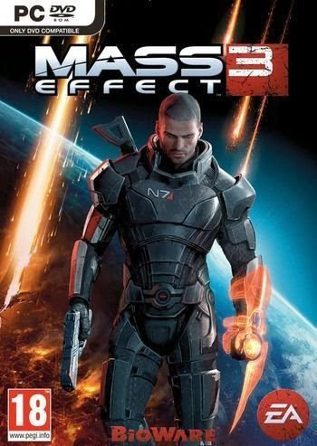 Download Game Mass Effect 3 PC