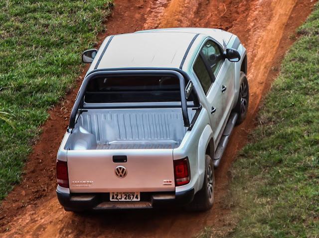 Volkswagen Amarok volta a ser produzida na Argentina
